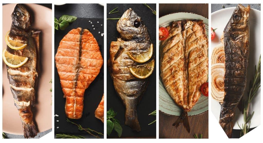 Armona 4 fresh grilled fish